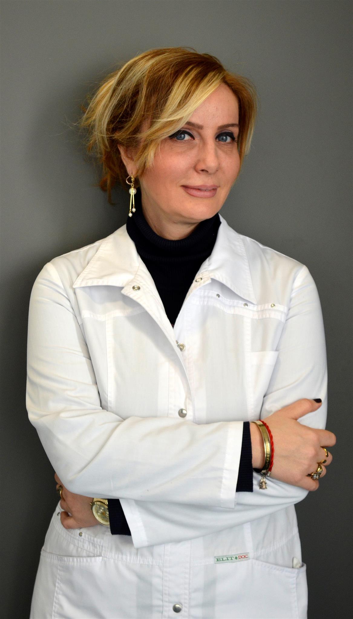 ნინო მუსერიძე პათოლოგიური ანატომია-კლინიკური პათოლოგი