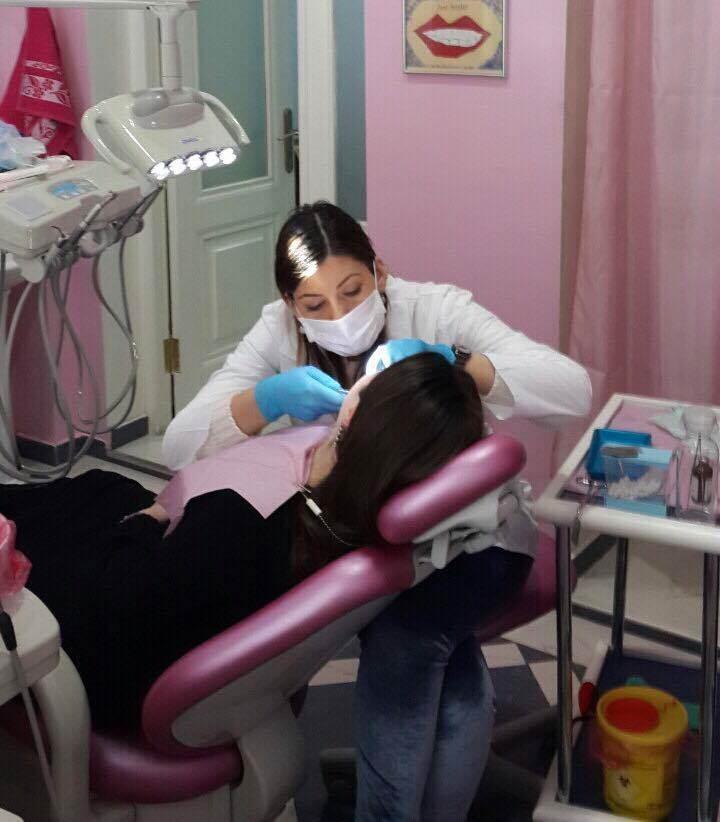 ირინა ეპიტაშვილი სტომატოლოგი