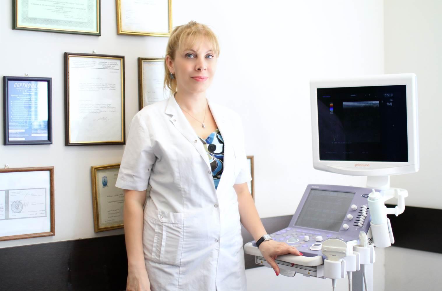 ნინო ბუთბაია რადიოლოგი
