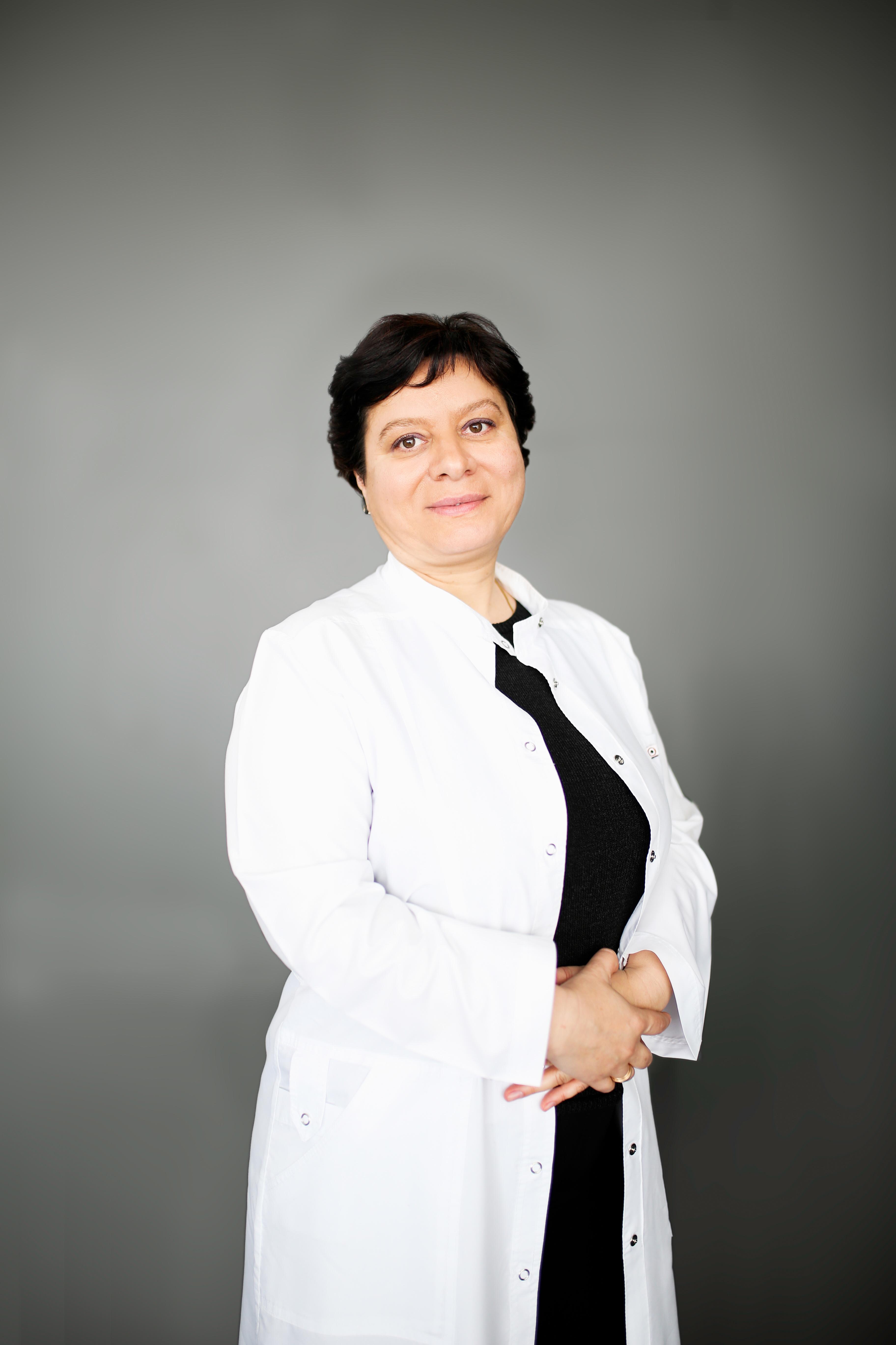მაია პარკაული გინეკოლოგი
