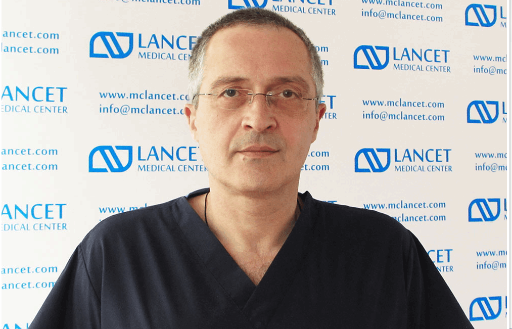 დავით მიქაბერიძე მეან-გინეკოლოგი