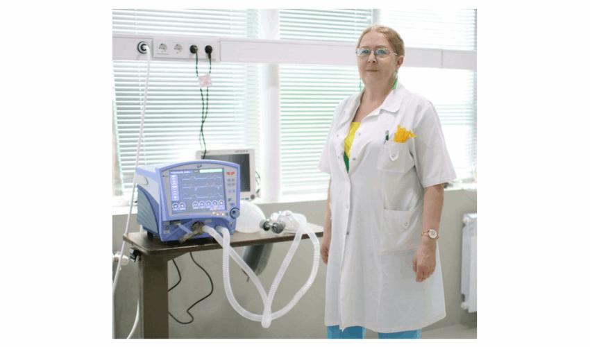 მარინა საღარაძე ანესთეზიოლოგი რეანიმატოლოგი