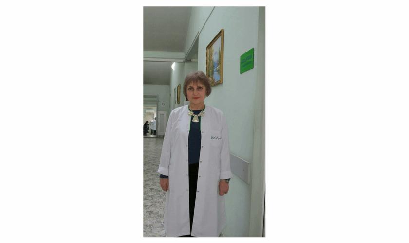 ნათელა წიკლაური გასტროენტეროლოგი