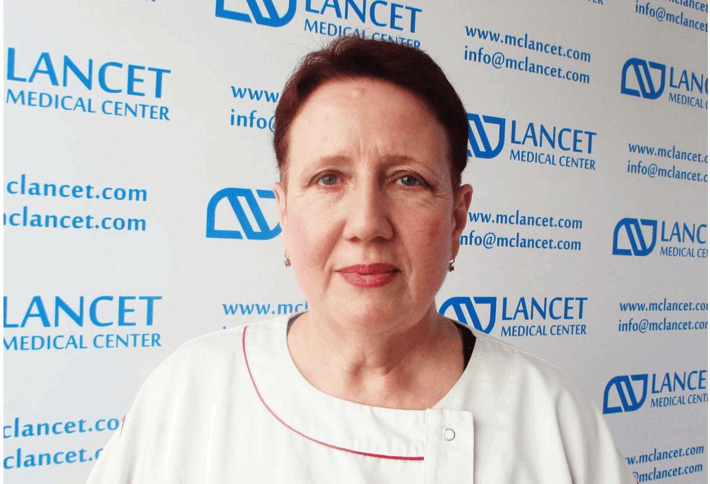 ელენე სამოილენკო - ხმალაძე რადიოლოგი