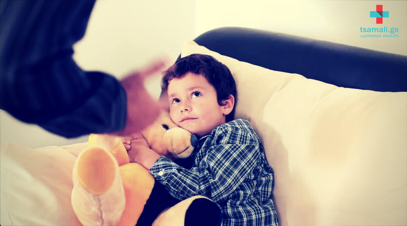 რას იწვევს ბიჭის მკაცრად აღზრდა?